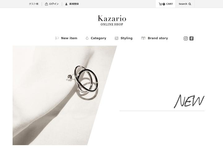 Kazario ONLINE SHOP